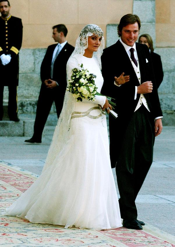 laura ponte se estrena como diseñadora de vestidos de novia