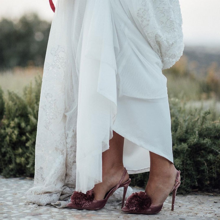 consejos: cómo elegir los zapatos de novia - foto