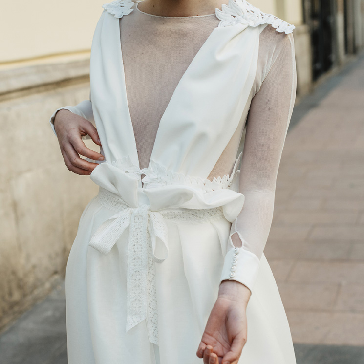 qué necesitas saber para elegir tu vestido de novia