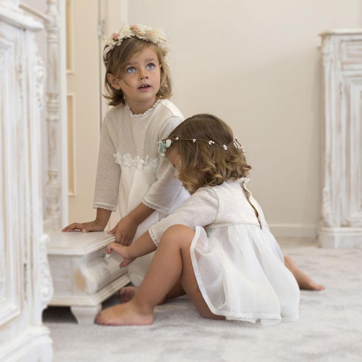 Siete ideas para vestir a los pajes y damitas