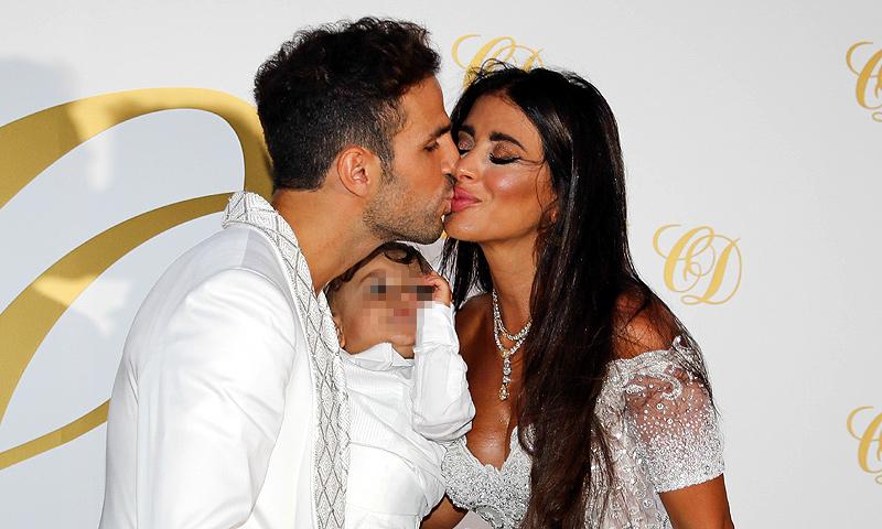 La espectacular fiesta de boda de Cesc Fábregas y Daniella Semaan en una isla privada de Ibiza