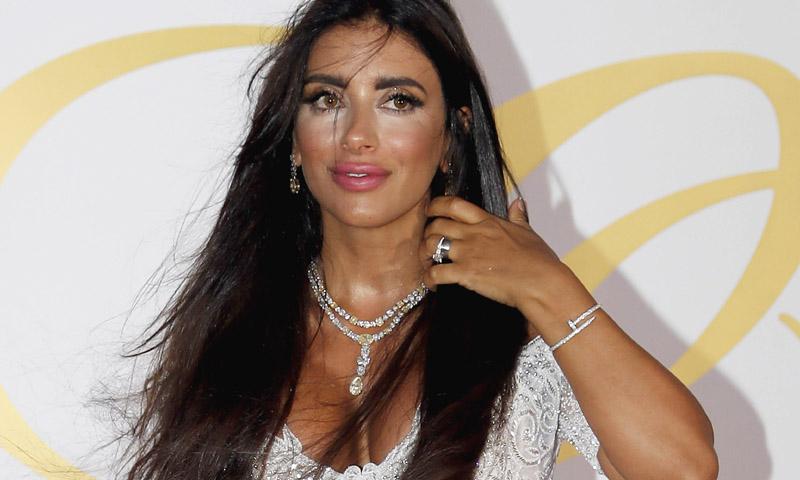 El vestido de novia, las joyas...Todos los detalles sobre el llamativo look libanés de Daniella Semaan