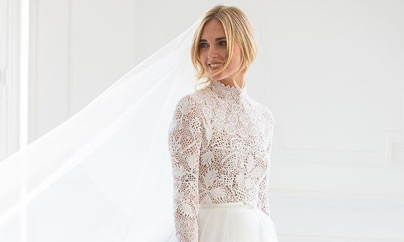 De Grace Kelly a Kate Middleton: Así han influido las 'royals' en el diseño de Chiara Ferragni
