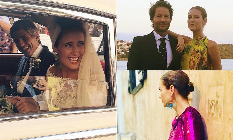 La boda menorquina con la que Marta Ortega, Alejandra Rojas y otras 'it girls' han despedido el verano