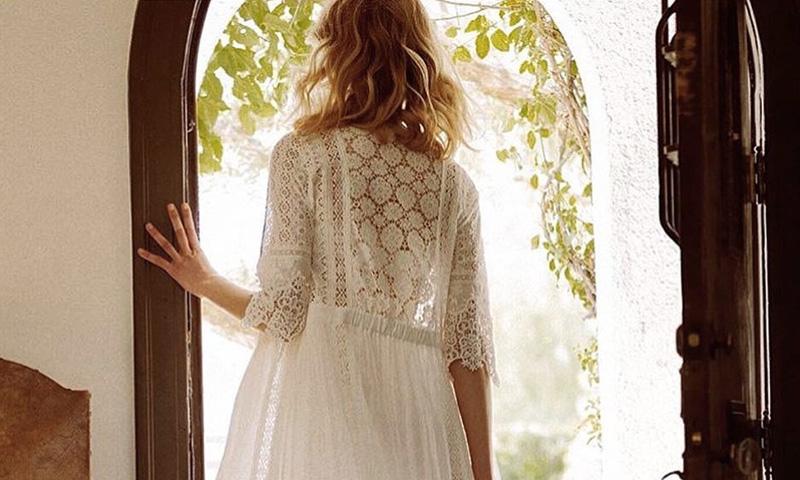 Batas de novia: 10 opciones para vestir bien en el 'getting ready'