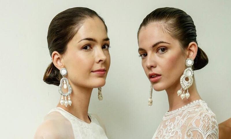 Diez pendientes que funcionan bien con cualquier vestido de novia