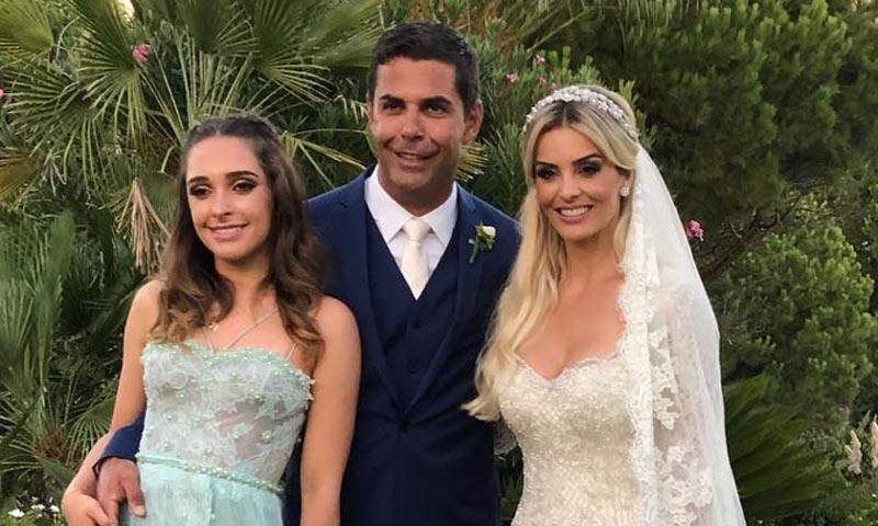 Doda Miranda, exmarido de Athina Onassis, se casa en el Algarve