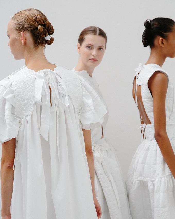 Vestidos blancos para boda al civil
