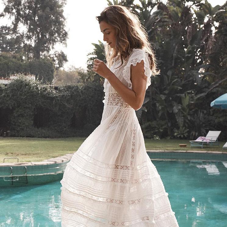 firmas alternativas donde comprar tu vestido de novia - foto