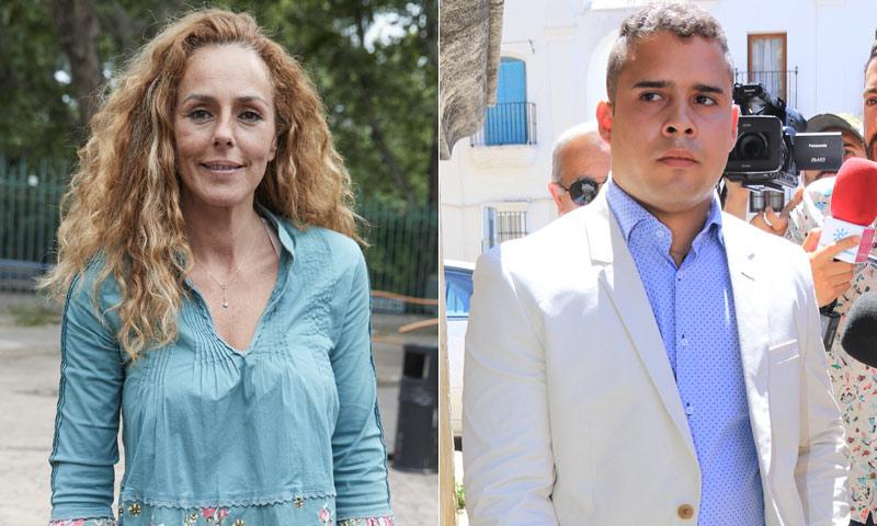 José Fernando Ortega y Rocío Carrasco, las grandes ausencias de la boda de Ortega Cano