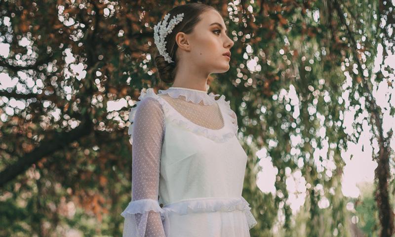 Precio vestidos novia maria baraza