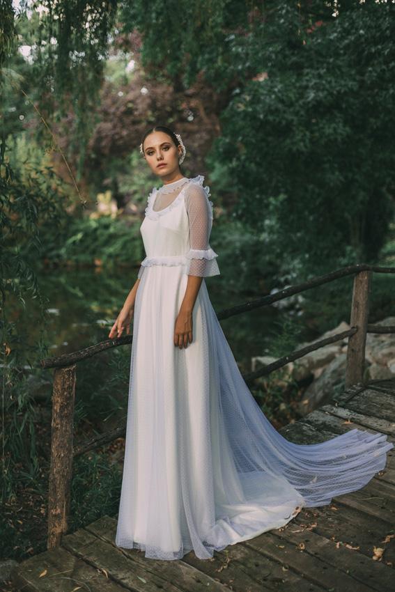 cinco novias, cinco estilos: las musas de maría baraza