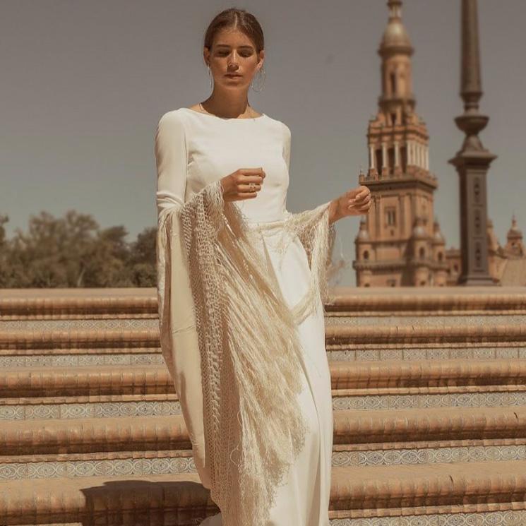 Vestidos de novia del siglo xviii