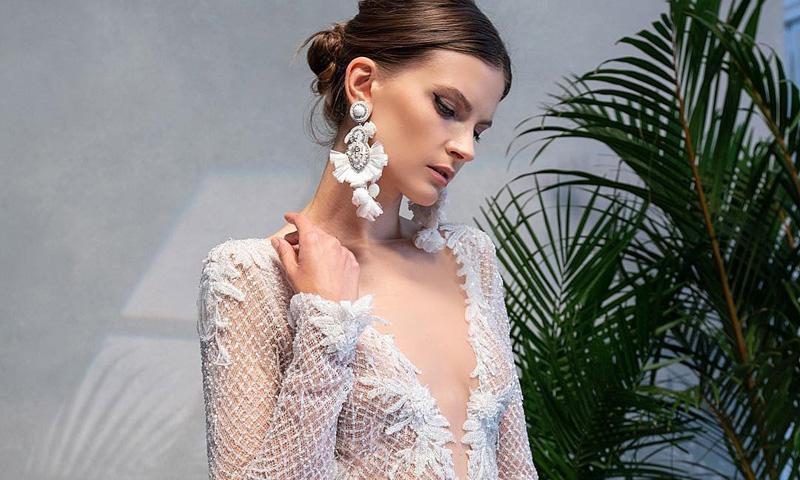 Once ideas para novias que quieran lucir 'escotazo' en el día de su boda