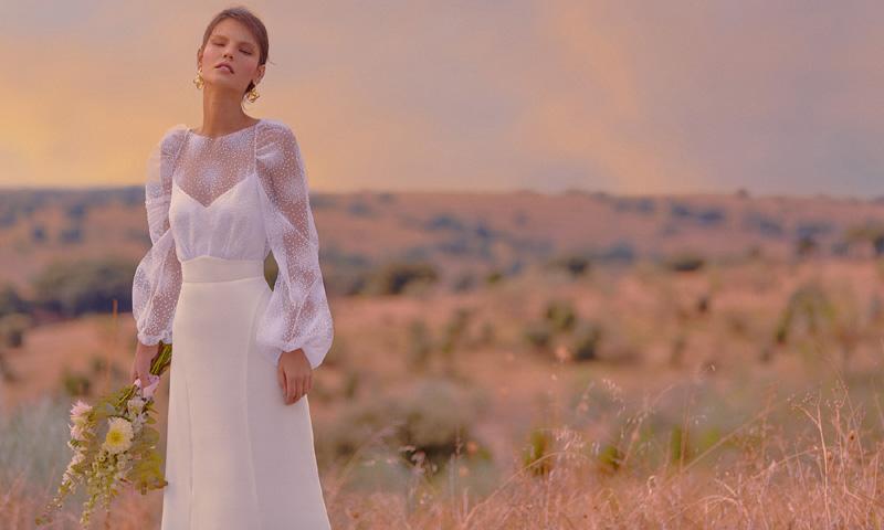 El efecto Marta Ortega en los diseños de novia 'made in Spain'