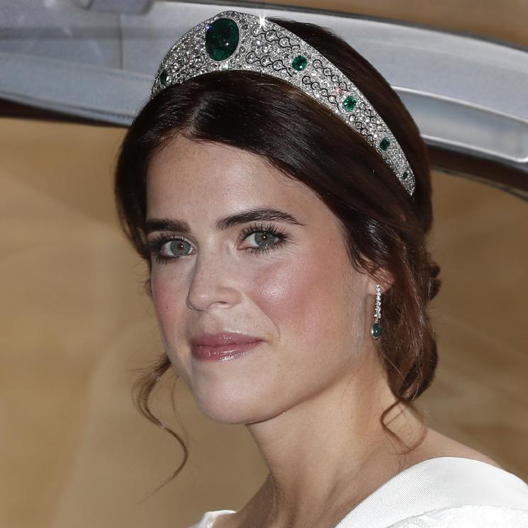 La réplica asequible de la tiara de Eugenia de York por menos de 60 euros