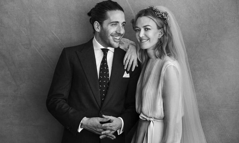 El efecto Marta Ortega: blusas de gasa para novias que quieren casarse con falda