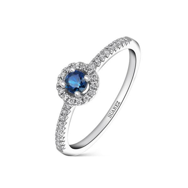 navegar por las últimas colecciones suave y ligero ahorros fantásticos Diez anillos de pedida inspirados en la alianza de María ...