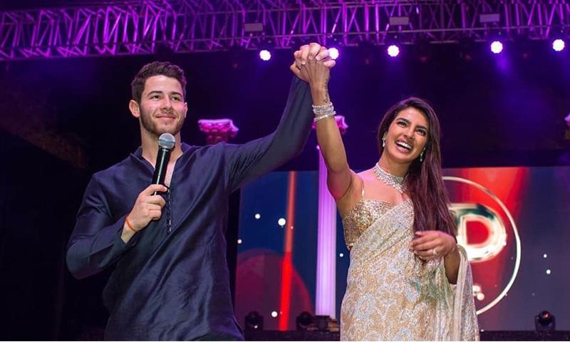 Los vestidos de Priyanka Chopra cumplen con todas las previsiones