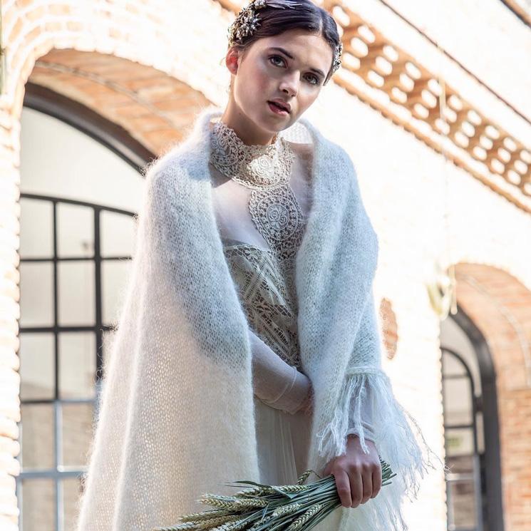 Como hacer vestido de punto para mujer