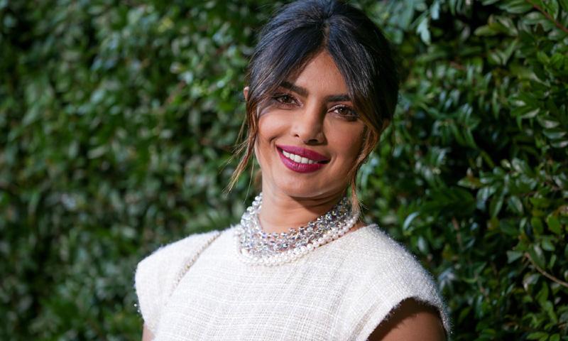 El detalle 'beauty' de la boda de Priyanka Chopra que podrás conseguir por 30 euros