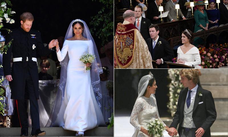 Las bodas que nos hicieron soñar en este 2018