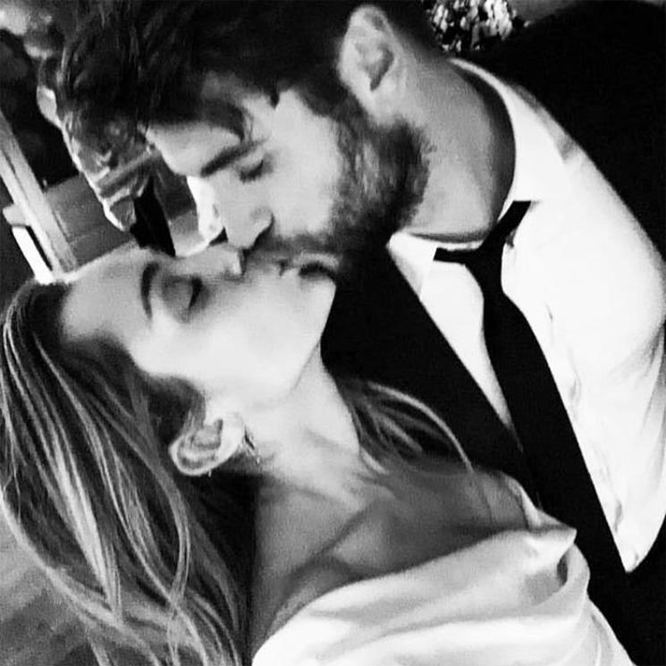 ¡Desvelado! Miley Cyrus elige un vestido lleno de romanticismo para dar el 'sí, quiero'