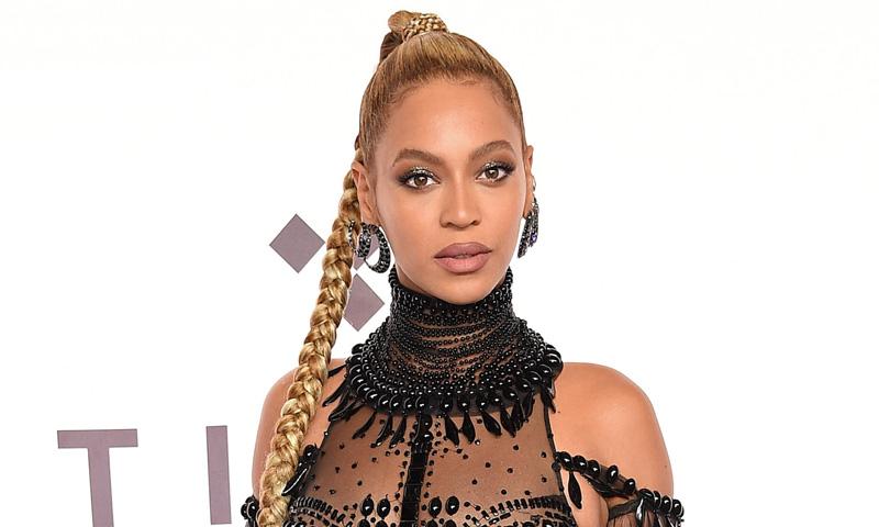 La imagen que nunca vimos de Beyoncé vestida de novia