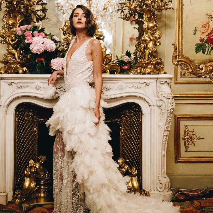 6463ea437 ¿Quiénes son los diseñadores españoles que visten de novia a las   influencers