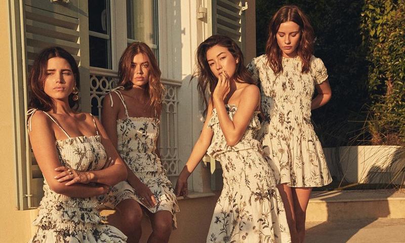 Vestidos de Zara con intención de protagonismo en las próximas bodas