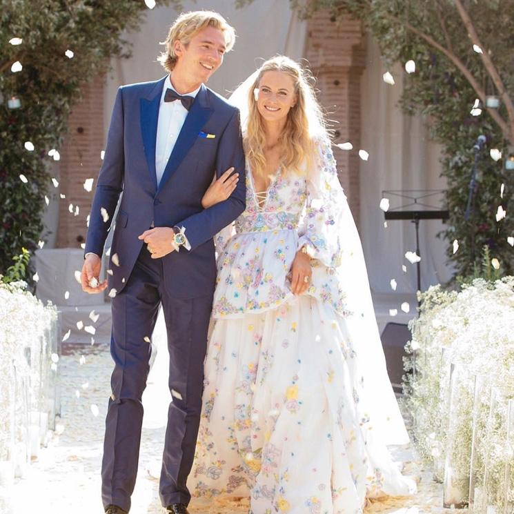 kate, poppy y beatrice: tres novias, tres vestidos con factor sorpresa