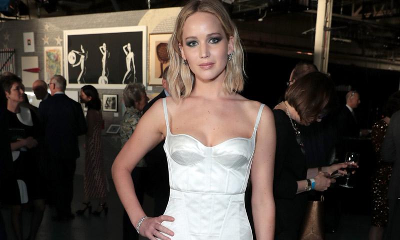 ¿Cómo es el misterioso anillo de compromiso de Jennifer Lawrence?