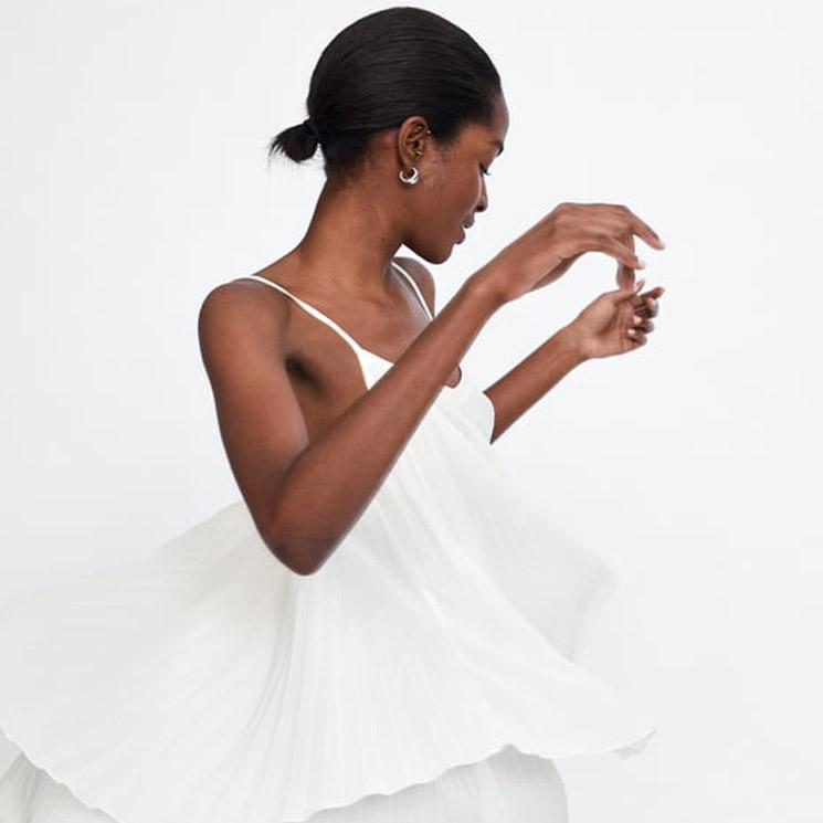 en zara están las claves para encontrar un vestido de novia