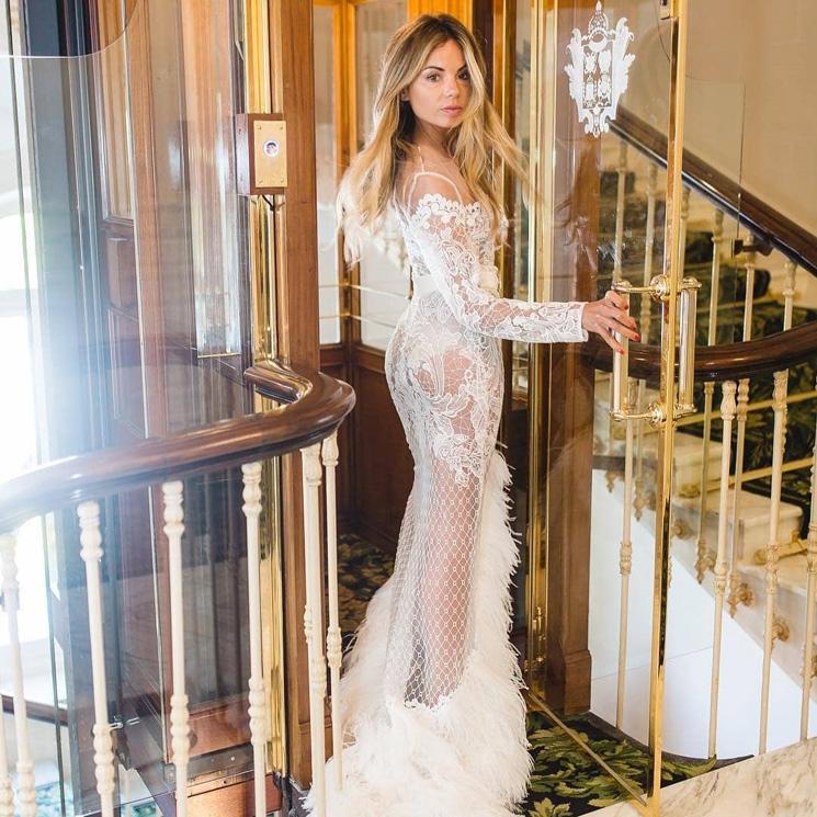 a1682c0fa Diez veces en las que un vestido de novia se convirtió en el mejor look de