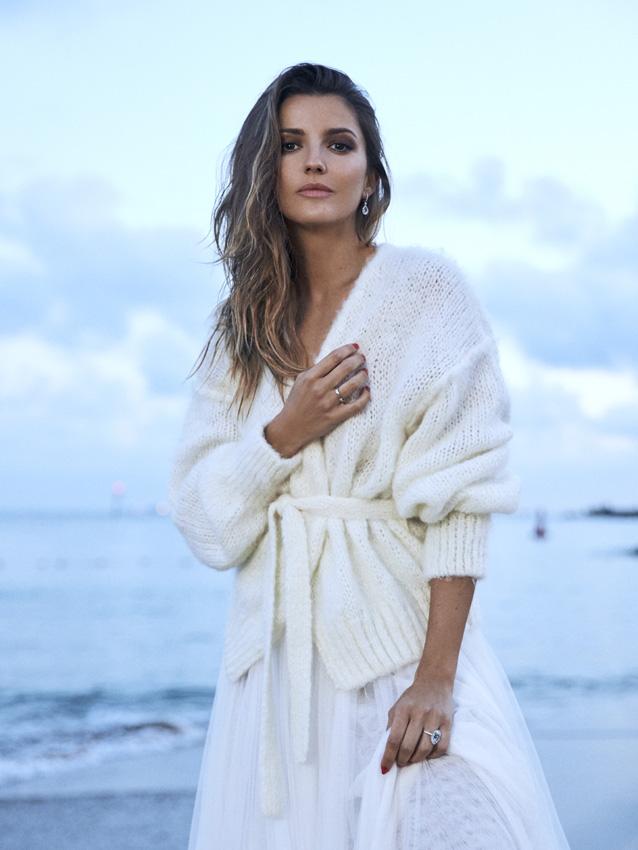 75a0add848 La boda de Alexandra Pereira  sabemos quién diseñará sus joyas de novia -  Foto