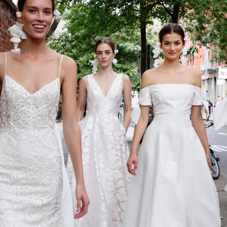 todas las tendencias de novia que triunfarán esta primavera - foto