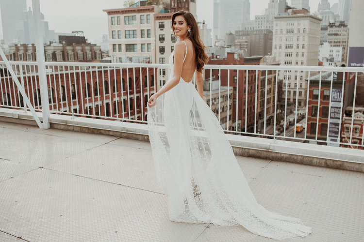 qué hacer con el vestido de novia después de la boda?