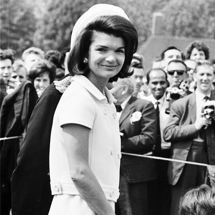 Jacqueline Kennedy traje