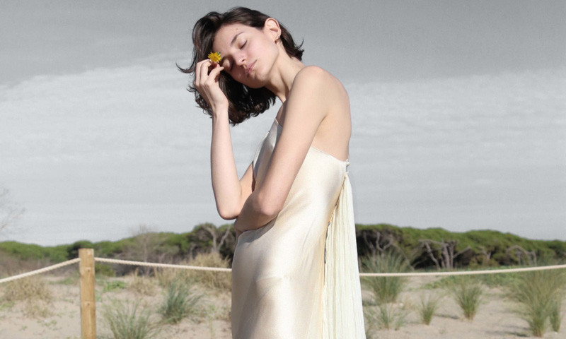 Cinco vestidos de novia para 5 tipos de boda al aire libre