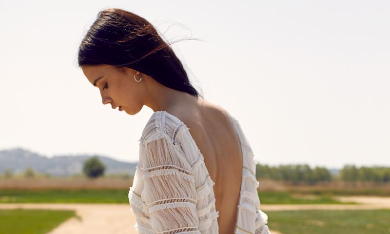 Las infinitas posibilidades de los vestidos de novia con escote en la espalda