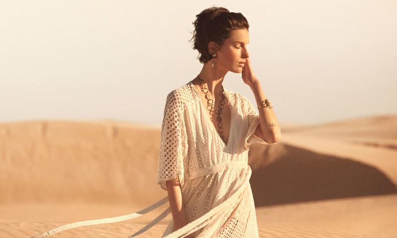 Lo nuevo en Zara: vestidos con vocación de ser tu segundo look de novia