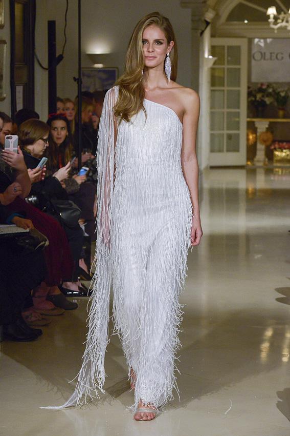 1002703a8 Vestidos de novias con flecos  la tendencia más poderosa - Foto
