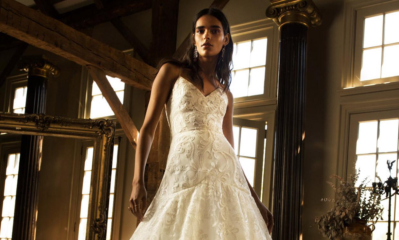 Un vestido de novia llamado 'Letizia', el último vínculo entre moda y realeza