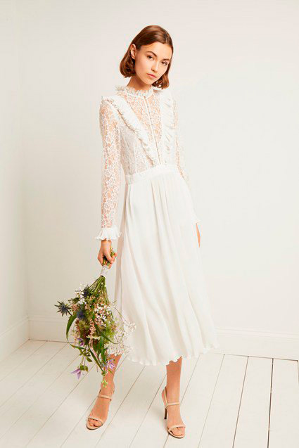 4f882f49 Un vestido de novia precioso por menos de 250 euros? Sí, es posible ...