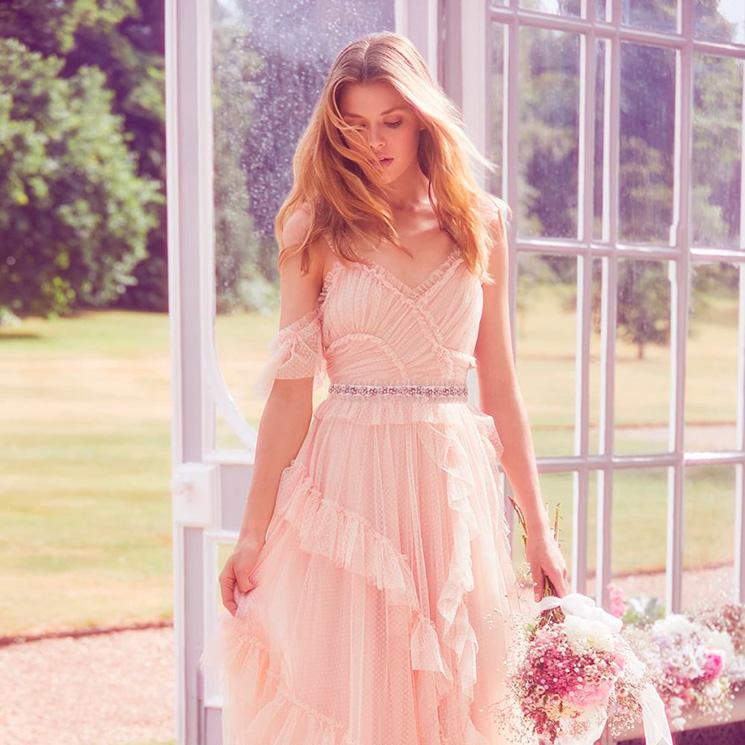 ofertas exclusivas código promocional selección mundial de Diez vestidos de novia a precios que parecen de rebajas - Foto 1