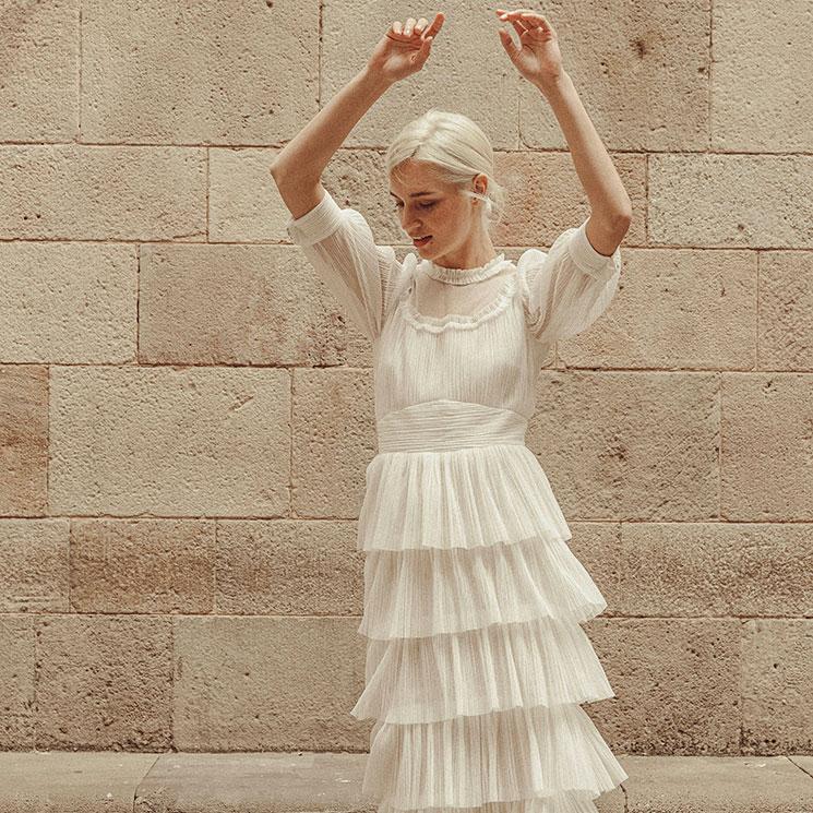 Marta Martí, la diseñadora que ha convertido a las novias en la sensación de Barcelona