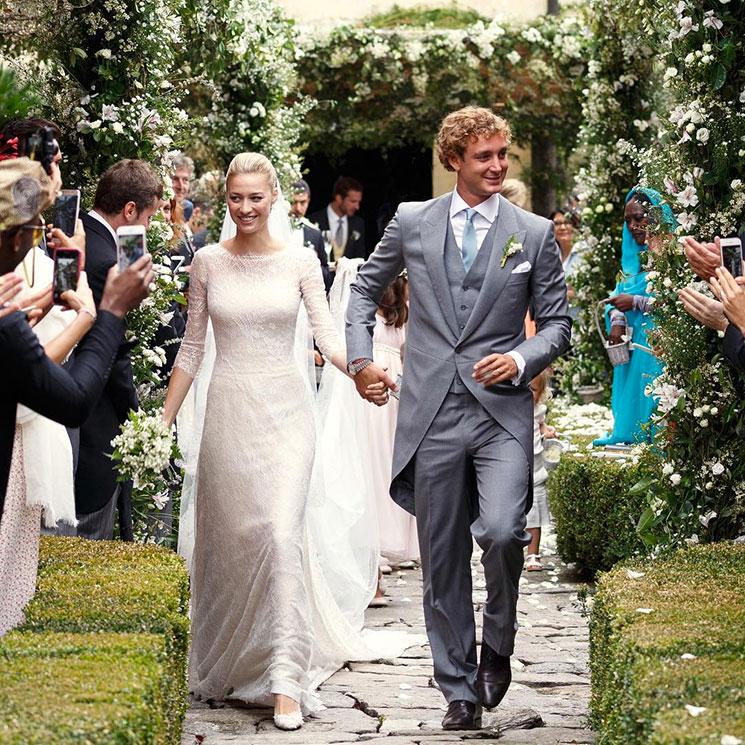 Las otras bodas de Mónaco: 10 vestidos que podrían inspirar el look nupcial de Carlota Casiraghi