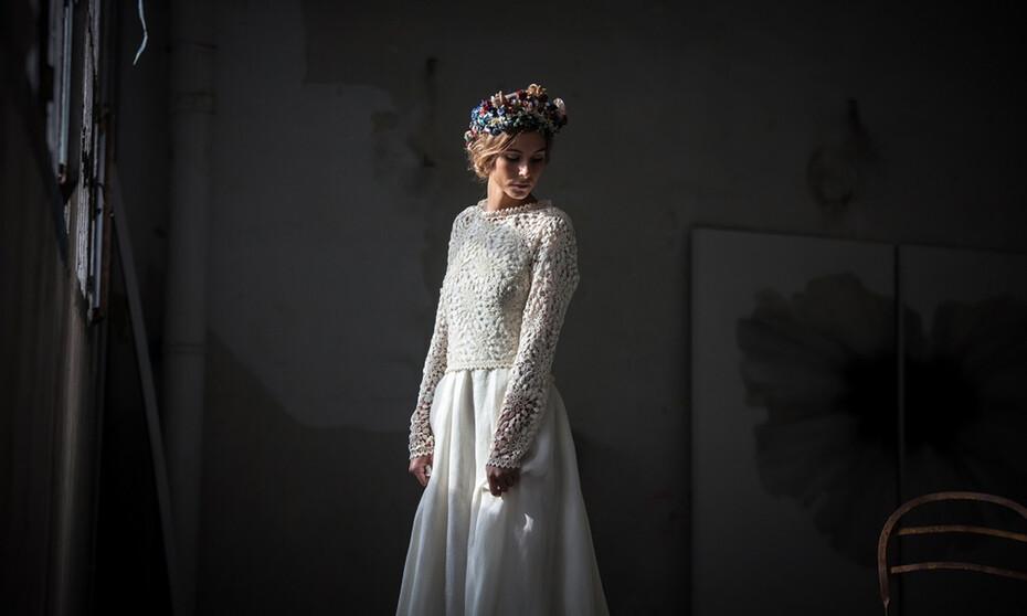 última moda precio al por mayor recogido Sole Alonso, la diseñadora que inspira a todas las novias