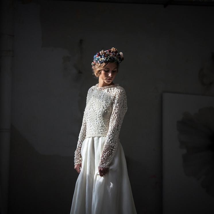 La emotiva historia de Sole Alonso, la diseñadora que inspira a todas las novias