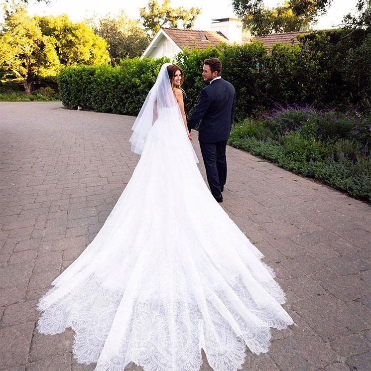 Katherine Swarzenegger en su boda o cuando el segundo vestido de novia supera al primero